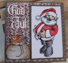 Kari Anne's hobby Marianne Design, Christmas Cards, La La Land, Pictures, Christmas E Cards, Xmas Cards, Christmas Letters, Christmas Greetings, Merry Christmas Card