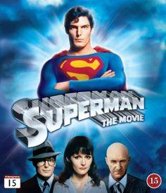 Seikkailu vuodelta 1978 ohjaus Richard Donner pääosissa Christopher Reeve ja Gene Hackman.
