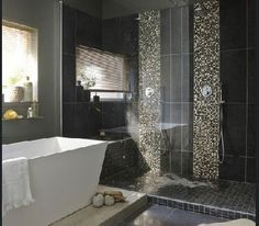 1000 ideas about carrelage douche italienne on pinterest - Carrelage de douche italienne ...