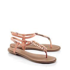 #buffalo #sandals #shoes #summer #peach
