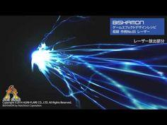 2015年6月16日発売された 株式会社アグニ・フレア著 BISHAMON ゲームエフェクトデザインレシピ で説明している作例の動画になります。…