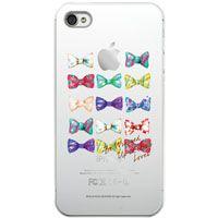 Colla Born Design case for iPhone 4/4S Colorful Ribbon