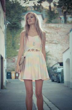 pastel...