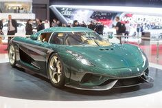 """Supercar hybride : """"sold out"""" pour les 80 exemplaires de la Koenigsegg Regera"""