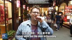 """Last year the G20 Summit was held in Hangzhou China, and this year it will be held in Hamburg Germany.... Now the time has come that we Germans start to learn from the Chinese people,"" wrote a German citizen who is living in China in a letter to German Chancellor Angela Merkel.  Check out the video by Thomas Derksen, widely known by his nickname ""Afu"" on Chinese social media, for his amazing experience in China and his admiration of the country's booming cashless economy. #G20"
