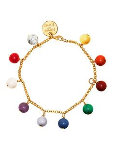 Childhood Bracelet - Sophie By Sophie - Gold - Jewellery - Accessories - Women - Nelly.com Uk