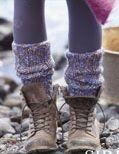 shoes and socks and leggings - sidar pattern 9313