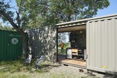 Dwell - Container Cabin
