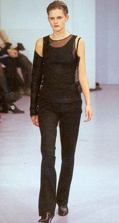 Helmut Lang Fall/Winter 1997