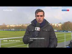 Alê fala da uma possivel cirurgia de Neymar jogador brasileiro do PSG 27...