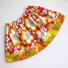 Skirt  ORGANIC cotton  Available sizes 24 months  7 by valeriya, $16.50