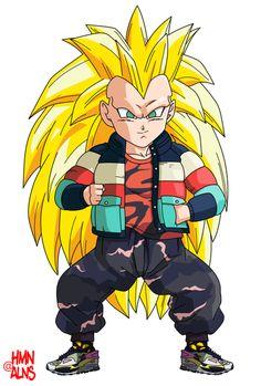 humanaliens x Dragon Ball Z-1