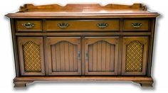 Stereo Console.  Can't think of a weekend or any night that we didn't have this playing some tunes singing along.