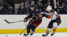 Ducks come up short in Columbus but turn focus to Nashville tonight.