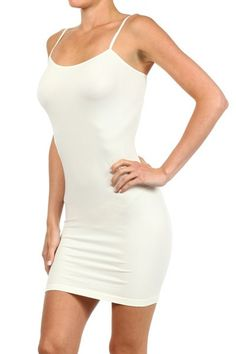 Cami/Dress- Stretchy and Extra Long