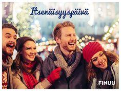 Po fińsku: Itsenäisyyspäivä! Kto zgadnie dlaczego 6. grudnia to wyjątkowy dzień dla wszystkich Finów? Podpowiadamy: Za rok przypada aż setna rocznica! ;-) #finuu #finuupl #finland #finlandia #holiday #swieto #finnishculture #independanceday #swietoniepodleglosci #celebration #tradition #tradycja Independance Day, Couple Photos, Couples, Movies, Movie Posters, Finland, Couple Shots, Films, Film Poster