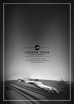 Joseph Chua Architecture Portfolio