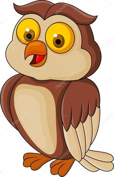 Baixar - Desenhos animados da coruja — Ilustração de Stock #19590161
