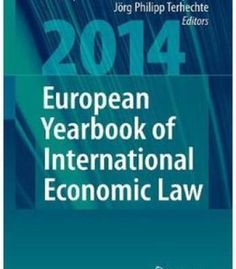 Yearbook on international investment law policy 2014 2015 pdf european yearbook of international economic law 2014 pdf fandeluxe Image collections