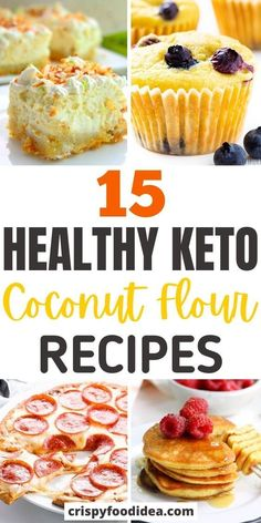 Low Carb Desserts, Low Carb Recipes, Cooking Recipes, Coconut Flour Recipes Keto, Keto Cake, Keto Dessert Easy, Keto Meal Plan, Keto Snacks, Low Carb Keto