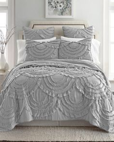 8 Extraordinary Luxury Bedroom Inspirations Worth Trying - Dream bedroom - - Bed Linen Design, Shabby Chic Bedrooms, Modern Bedrooms, Luxury Bedding Sets, Cool Beds, Luxurious Bedrooms, My New Room, Dream Bedroom, Master Bedroom