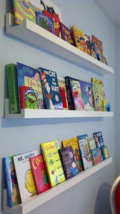 Dr. Seuss inspired nursery