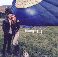 Pin for Later: Time to Gush Over Bella Thorne and Gregg Sulkin's Cutest Instagram Snaps When They May as Well Have Been Models