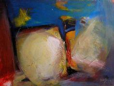 "Saatchi Online Artist: Steve Slimm; ""How the World is Divided"""