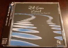 Bill Evans Montreux II Japanese Import Jazz CD With OBI Excellent Rare  #BebopPostBebop