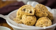 Secondi piatti vegani - Vegolosi.it Tahini, Muffin, Breakfast, Food, Morning Coffee, Essen, Muffins, Meals, Cupcakes