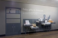Great store design, John Lewis Kids store, London