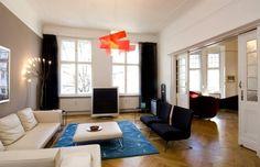 Modern Interior Design Ideas for Apartments