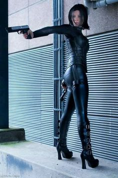 Amazing Cosplay, Best Cosplay, Sexy Outfits, Cool Outfits, Underworld Kate Beckinsale, Leder Outfits, Warrior Girl, Poses, Gothic Fashion