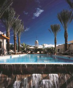 Rooftop Pool at Well & Being Spa