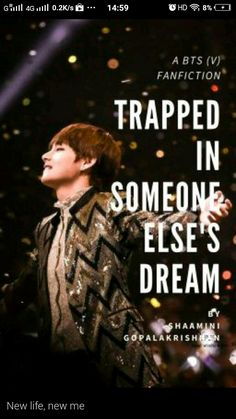 Check out this cool fan fiction called trapped in someone else's dream link : http://my.w.tt/UiNb/cS1i6oNq2C open in chrome or wattpad