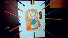 Drawing Umaru from Himouto! Art Drawings, Princess Zelda, Anime, Fictional Characters, Cartoon Movies, Anime Music, Fantasy Characters, Animation, Anime Shows