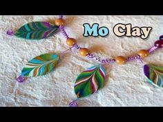 ▶ video tutorial for Easy Polymer Leaves - Foglie Paste Sintetiche - Hojas en arcillas polimericas - YouTube