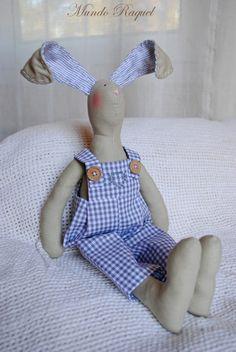Conejo de tela, Niños y bebé, Juguetes