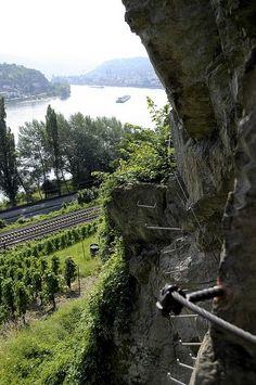 Klettersteig. Rhein   © Markus Schroll