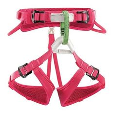 Petzl macchu kid's rock climbing #harness, #54-64cm, #raspberry,  View more on the LINK: http://www.zeppy.io/product/gb/2/371653511984/