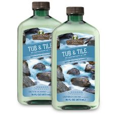 Tub & Tile™ Bathroom Cleaner 2-Pack - Melaleuca ~awesome Bathtub and Tile cleaner!  just spray on and let sit for about 5 min., then wipe mildew right off!