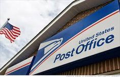 In article 1 section 8, the text talks about establishing post offices and post roads. This image is one of the most post offices used today.