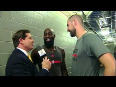 Jonas Valanciunas Knows His Johnny Cash - YouTube #Raptors #RTZ