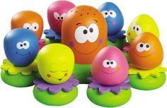 """Badespielzeug Tomy """"Okto-Plantschis"""" bei Weltbild #kinder #spielen #spaß  #baden #weltbild"""