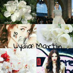 Lydia Martin | part 2