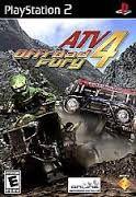 ATV Offroad Fury 4 (Sony PlayStation 2, 2006) NEW FACTORY SEALED