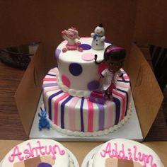 doc mcstuffins cake - Google Search