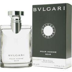 BVLGARI POUR HOMME SOIR Cologne by Bvlgari