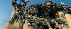 Transformers 4 Michael Bay On Action