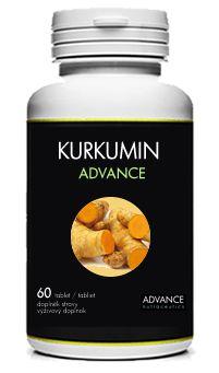 Kurkumin ADVANCE je doplněk stravy s nejvyšším obsahem kurkuminu. Convenience Store, Brain, Turmeric, Convinience Store, The Brain